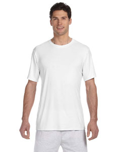 White 4 oz. Cool Dri® T-Shirt