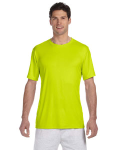 Safety Green 4 oz. Cool Dri® T-Shirt