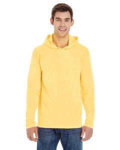 Butter Adult Heavyweight RS Long-Sleeve Hooded T-Shirt