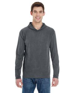 Pepper Adult Heavyweight RS Long-Sleeve Hooded T-Shirt