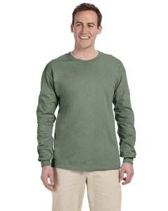 Sagestone Adult 5 oz. HD Cotton™ Long-Sleeve T-Shirt