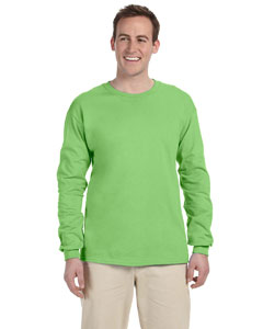 Kiwi Adult 5 oz. HD Cotton™ Long-Sleeve T-Shirt
