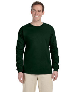 Forest Green Adult 5 oz. HD Cotton™ Long-Sleeve T-Shirt