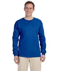 Royal Adult 5 oz. HD Cotton™ Long-Sleeve T-Shirt