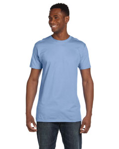 Light Blue 4.5 oz., 100% Ringspun Cotton nano®-T T-Shirt