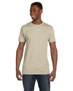 Sand 4.5 oz., 100% Ringspun Cotton nano®-T T-Shirt
