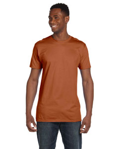 Texas Orange 4.5 oz., 100% Ringspun Cotton nano®-T T-Shirt