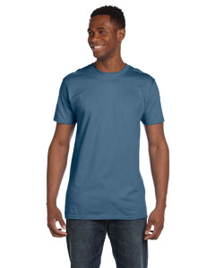 Denim Blue 4.5 oz., 100% Ringspun Cotton nano®-T T-Shirt