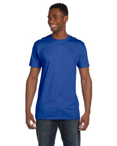 Deep Royal 4.5 oz., 100% Ringspun Cotton nano®-T T-Shirt