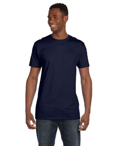 Deep Navy 4.5 oz., 100% Ringspun Cotton nano®-T T-Shirt
