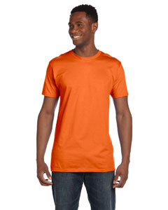 Orange 4.5 oz., 100% Ringspun Cotton nano®-T T-Shirt
