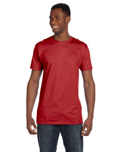 Vintage Red 4.5 oz., 100% Ringspun Cotton nano®-T T-Shirt