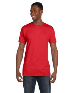 Athletic Red 4.5 oz., 100% Ringspun Cotton nano®-T T-Shirt