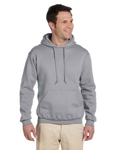 Oxford Adult 9.5 oz. Super Sweats® NuBlend® Fleece Pullover Hood