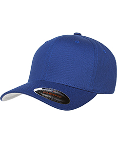 Royal 6-Panel Structured Mid-Profile Cap