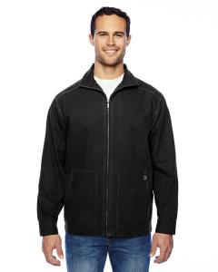 Black Men's Trail Jacket