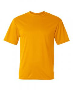 Gold Unisex Performance T-Shirt