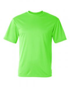 Lime Unisex Performance T-Shirt