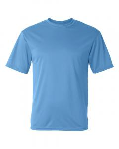 Columbia Blue Unisex Performance T-Shirt