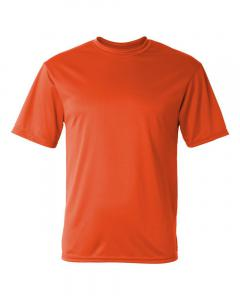 Burnt Orange Unisex Performance T-Shirt