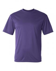 Purple Unisex Performance T-Shirt