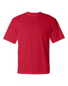 Red Unisex Performance T-Shirt