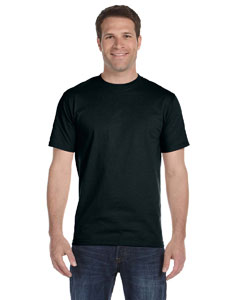 Black Men's 6.1 oz. Beefy-T® Tall