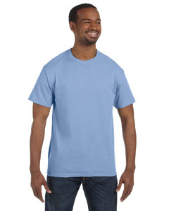 Light Blue 6.1 oz. Tagless® T-Shirt