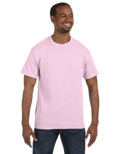 Pale Pink 6.1 oz. Tagless® T-Shirt