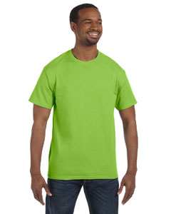 Lime 6.1 oz. Tagless® T-Shirt