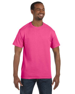 Wow Pink 6.1 oz. Tagless® T-Shirt