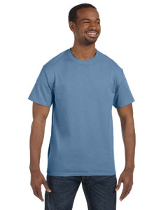 Stonewashed Blue 6.1 oz. Tagless® T-Shirt