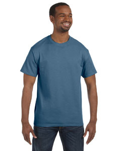 Denim Blue 6.1 oz. Tagless® T-Shirt
