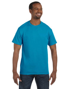 Teal 6.1 oz. Tagless® T-Shirt