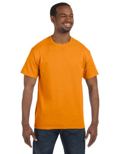 Safety Orange 6.1 oz. Tagless® T-Shirt