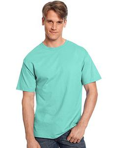 Clean Mint 6.1 oz. Tagless® T-Shirt