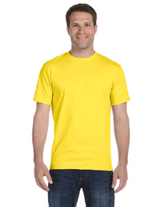 Yellow 5.2 oz. ComfortSoft® Cotton T-Shirt