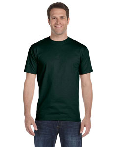 Deep Forest Unisex 5.2 oz. ComfortSoft® Cotton T-Shirt