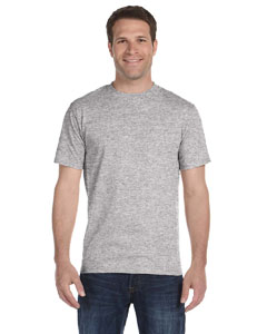 Light Steel Unisex 5.2 oz. ComfortSoft® Cotton T-Shirt