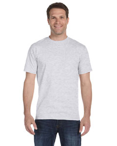 Ash Unisex 5.2 oz. ComfortSoft® Cotton T-Shirt