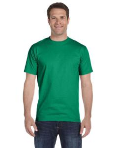 Kelly Green Unisex 5.2 oz. ComfortSoft® Cotton T-Shirt