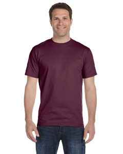 Maroon 5.2 oz. ComfortSoft® Cotton T-Shirt