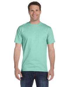 Clean Mint Unisex 5.2 oz. ComfortSoft® Cotton T-Shirt