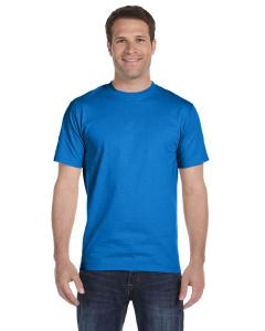 Bluebell Breeze 5.2 oz. ComfortSoft® Cotton T-Shirt