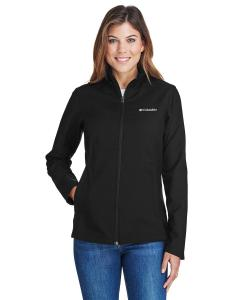 Black Ladies' Kruser Ridge™ Soft Shell