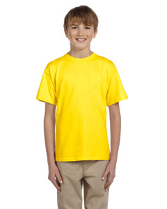 Yellow Youth 5.2 oz., 50/50 ComfortBlend® EcoSmart® T-Shirt