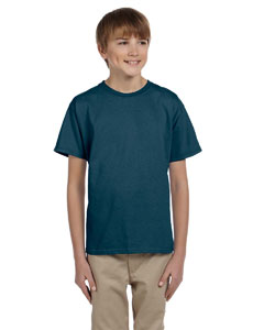 Denim Blue Youth 5.2 oz., 50/50 ComfortBlend® EcoSmart® T-Shirt