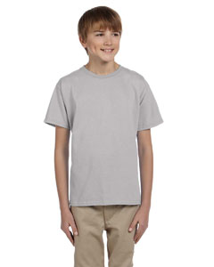 Light Steel Youth 5.2 oz., 50/50 ComfortBlend® EcoSmart® T-Shirt