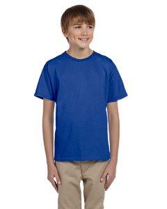 Deep Royal Youth 5.2 oz., 50/50 ComfortBlend® EcoSmart® T-Shirt