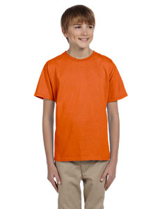 Orange Youth 5.2 oz., 50/50 ComfortBlend® EcoSmart® T-Shirt